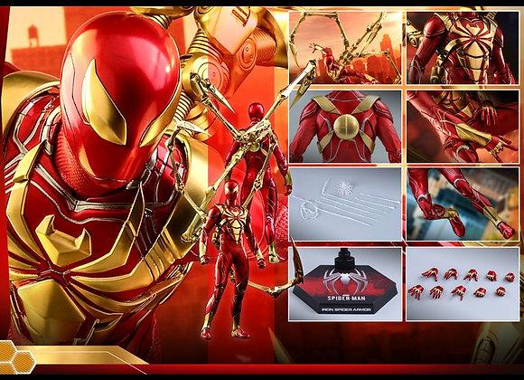 Hot Toys VGM38 MARVEL'S SPIDER-MAN 1/6 SPIDER-MAN (IRON SPIDER ARMOR)