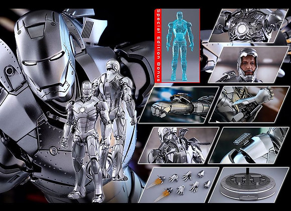 Hot Toys MMS431D20 IRON MAN 1/6 IRON MAN SPECIAL EDITION
