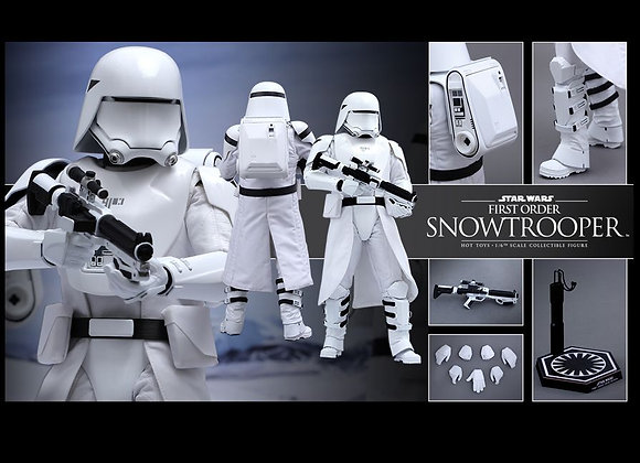 Hot Toys MMS321 STAR WARS: THE FORCE AWAKENS 1/6 FIRST ORDER SNOWTROOPER