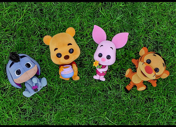 Hot Toys COSB523 WINNIE THE POOH COSBABY SET