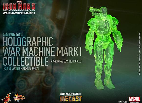 Hot Toys MMS198D03 IRON MAN 3 1/6 WAR MACHINE MARK II SPECIAL EDITION