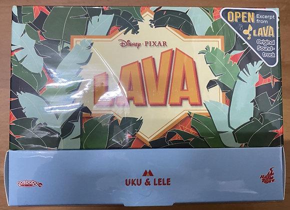 Hot Toys COSB276 Cosbaby LAVA Uku and Lele Music Box