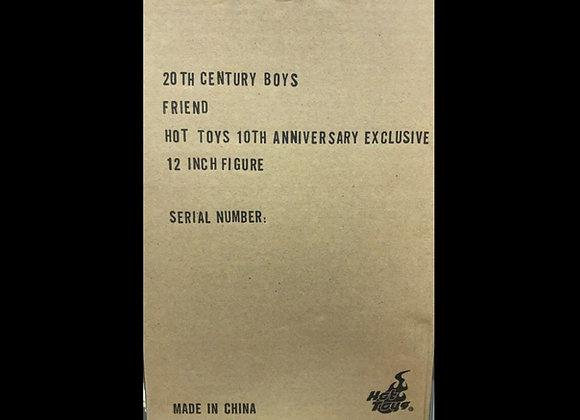 Ready! Hot Toys CMS01 20th Century Boys - Friend 1/6 Figure New