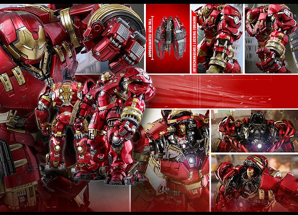 Hot Toys MMS510 AVENGERS: AGE OF ULTRON 1/6 HULKBUSTER DELUXE VERSION