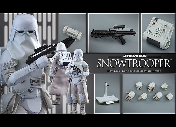 Hot Toys MMS397 STAR WARS: THE EMPIRE STRIKES BACK 1/6 SNOWTROOPER