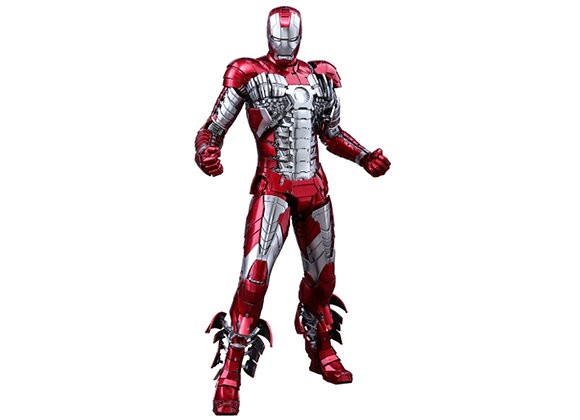 Hot Toys MMS400D18 IRON MAN 2 1/6 IRON MAN MARK V Reissue Pre-order