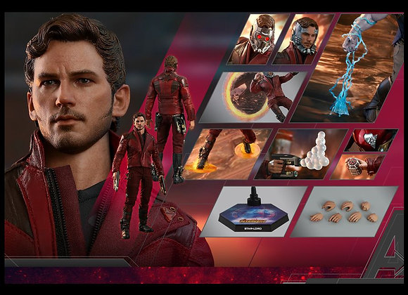 In Stock! Hot Toys MMS539 AVENGERS: INFINITY WAR 1/6 STAR-LORD