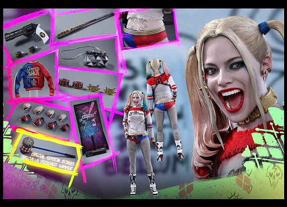 Hot Toys MMS383 SUICIDE SQUAD 1/6 HARLEY QUINN SPECIAL EDITION