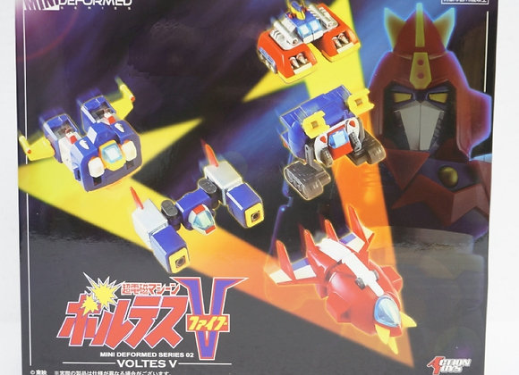 ACTION TOYS MINI ACTION DEFORMED SERIES 02 VOLTES