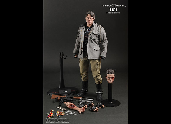 Hot Toys MMS136 THE TERMINATOR 1/6 T800