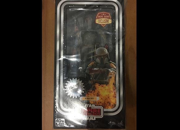 Ready! Hot Toys MMS571 STAR WARS THE EMPIRE STRIKES BACK 1/6 BOBA FETT (VINTAGE)