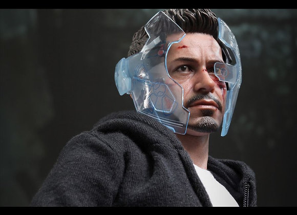 Hot Toys MMS209 IRON MAN 3 1/6 TONY STARK (THE MECHANIC) Regular Edition