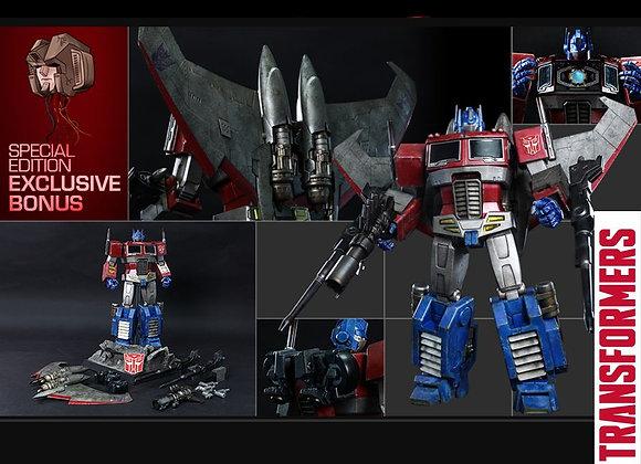Hot Toys TF001 TRANSFORMERS GENERATION OPTIMUS PRIME STARSCREAM VERSION SPECIAL
