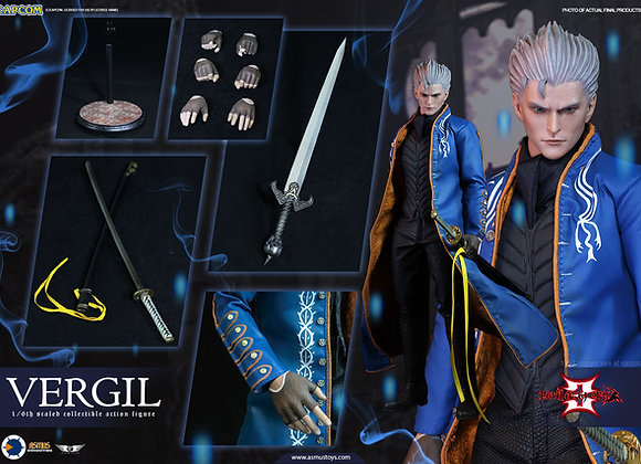ASMUS TOYS THE DEVIL MAY CRY 1/6 VERGIL (DMC III)