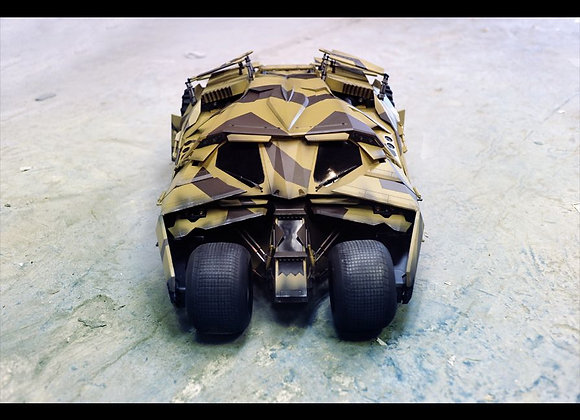 Hot Toys MMS184 THE DARK KNIGHT RISES 1/6 TUMBLER (CAMOUFLAGE VERSION)