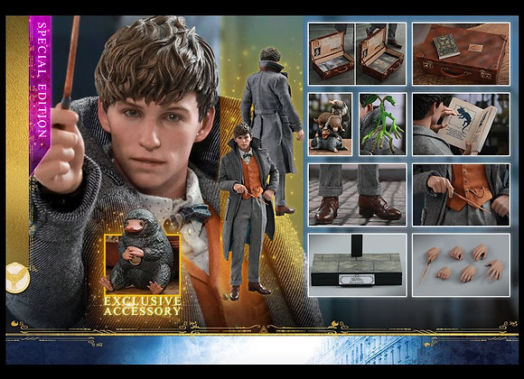 Hot Toys MMS512 FANTASTIC BEASTS 1/6 Newt Scamander Special Edition