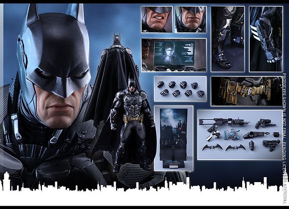 In Stock! Hot Toys VGM26 BATMAN: ARKHAM KNIGHT 1/6 Batman