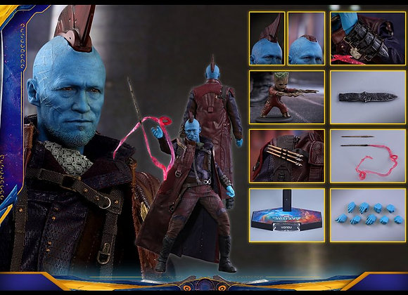 Hot Toys MMS435 GUARDIANS OF THE GALAXY VOL. 2 1/6 YONDU