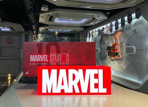 Hot Toys PLIG001N Marvel Light Box