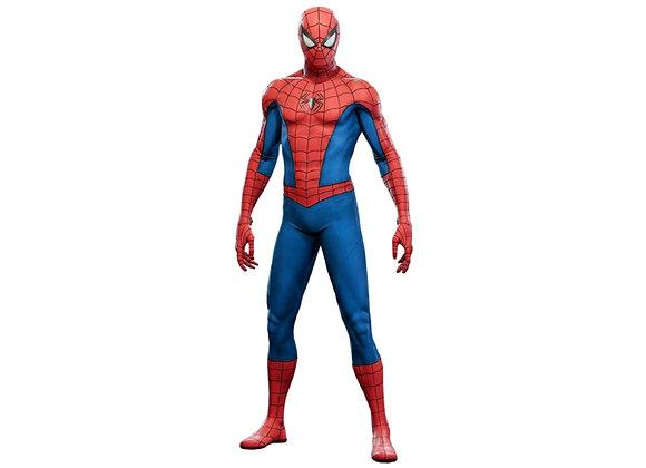 Hot Toys VGM48 MARVEL'S SPIDER-MAN 1/6 SPIDER-MAN (CLASSIC SUIT) Pre-order