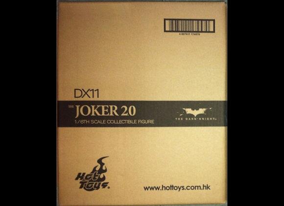 Hot Toys DX11 THE DARK KNIGHT 1/6 THE JOKER 2.0 Regular Edition