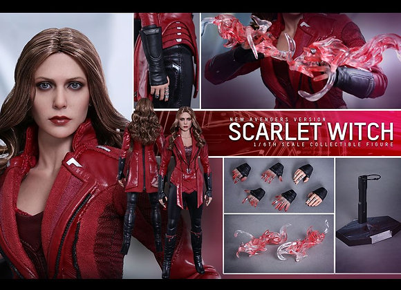 Hot Toys MMS357 CIVIL WAR 1/6 SCARLET WITCH NEW AVENGERS MOVIE PROMO EDITION
