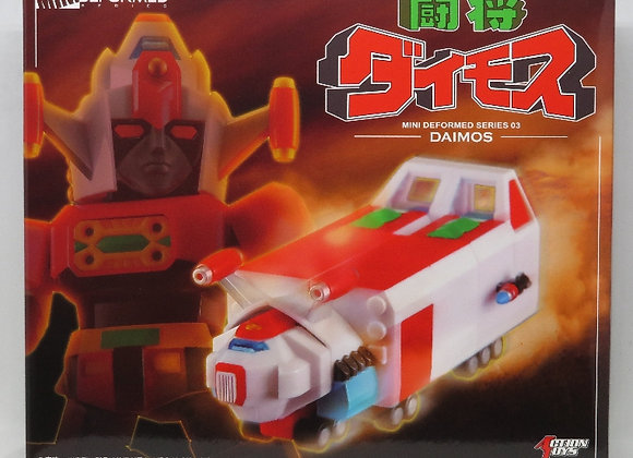 ACTION TOYS MINI ACTION DEFORMED SERIES 03 DAIMOS