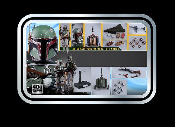 Hot Toys MMS574 STAR WARS THE EMPIRE STRIKES BACK 1/6 BOBA FETT 40TH ANNIVERSARY