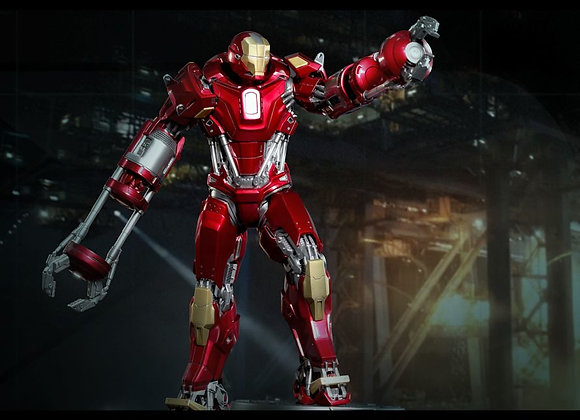 Hot Toys PPS002 IRON MAN 3 1/6 POWER POSE RED SNAPPER
