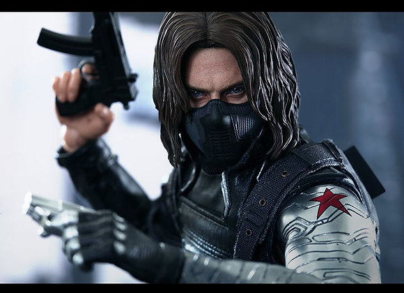 Hot Toys MMS241 CAPTAIN AMERICA: WINTER SOLDIER 1/6 WINTER SOLDIER