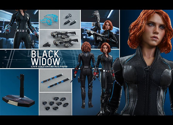 Hot Toys MMS288 AVENGERS: AGE OF ULTRON 1/6 BLACK WIDOW