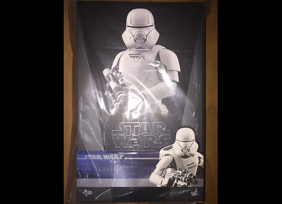 Ready! Hot Toys MMS561 STAR WARS: THE RISE OF SKYWALKER 1/6 JET TROOPER