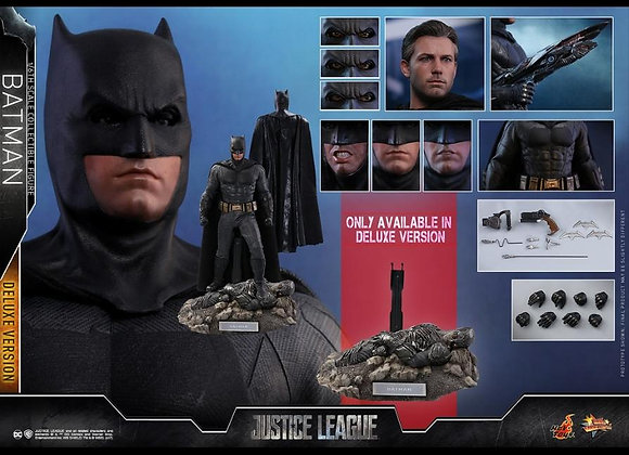 Hot Toys MMS456 JUSTICE LEAGUE 1/6 BATMAN (DELUXE VERSION)