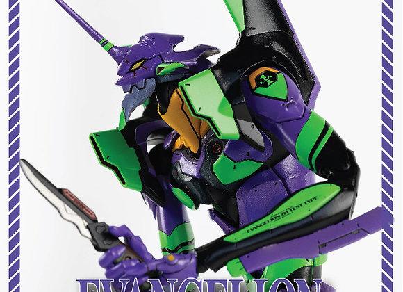 Threezero Evangelion: New Theatrical Edition ROBO-DOU Evangelion Test Type-01