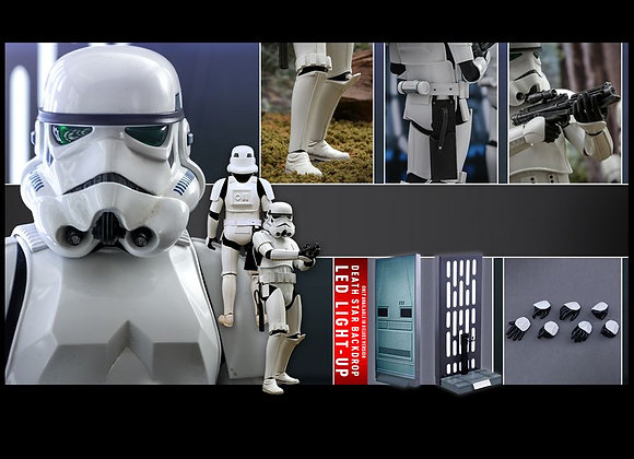 Hot Toys MMS515 STAR WARS 1/6 STORMTROOPER (DELUXE VERSION)