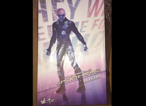 Hot Toys MMS246 THE AMAZING SPIDER-MAN 2 1/6 ELECTRO