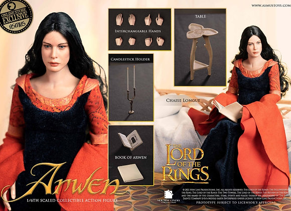 Ready! Asmus Toys The Lord of the Rings 1/6 ARWEN (in death frock) Exclusive