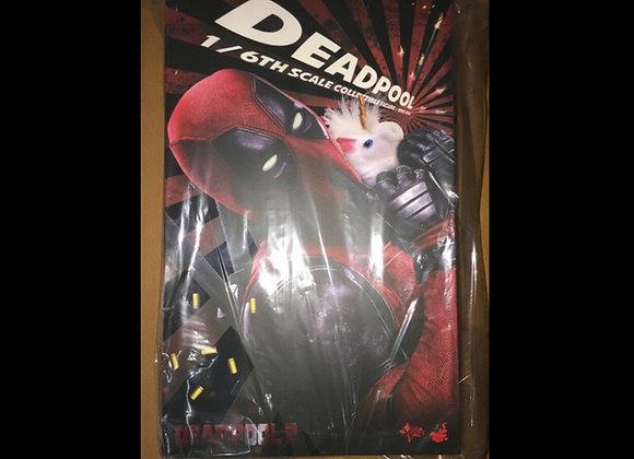 Hot Toys MMS490 DEADPOOL 2 1/6 DEADPOOL