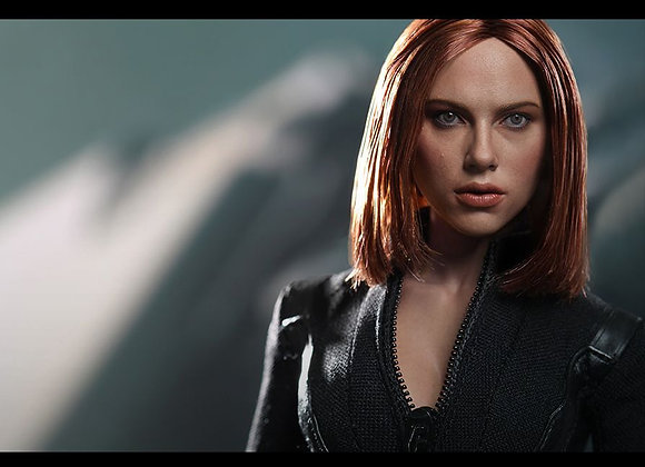 Hot Toys MMS239 CAPTAIN AMERICA: THE WINTER SOLDIER 1/6 BLACK WIDOW