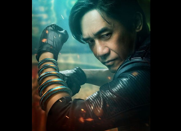 Hot Toys MMS613 SHANG-CHI AND THE LEGEND OF THE TEN RINGS 1/6 WENWU