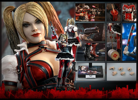 Hot Toys VGM41 BATMAN: ARKHAM KNIGHT 1/6 HARLEY QUINN