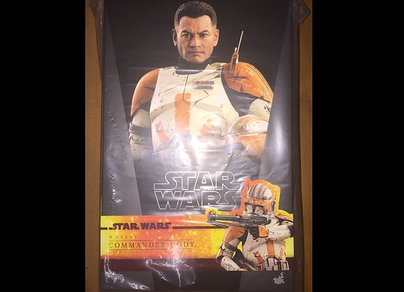 In Stock! Hot Toys MMS524 STAR WARS III REVENGE OF THE SITH 1/6 COMMANDER CODY