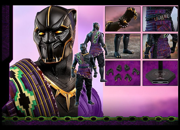 Hot Toys MMS487 BLACK PANTHER 1/6 T'CHAKA