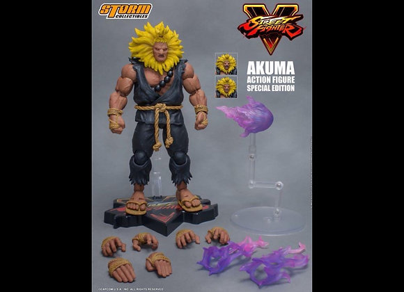 "Storm Collectibles AKUMA ""GOUKI"" STREET FIGHTER V ACTION FIGURE Special Edition"