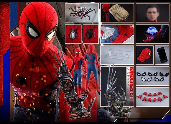 Hot Toys QS015 SPIDER-MAN: HOMECOMING 1/4 SPIDER-MAN (DELUXE VERSION) Regular