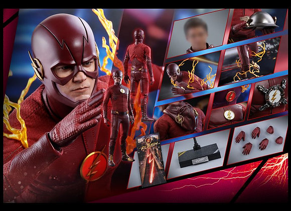 Hot Toys TMS009 THE FLASH 1/6 Figure
