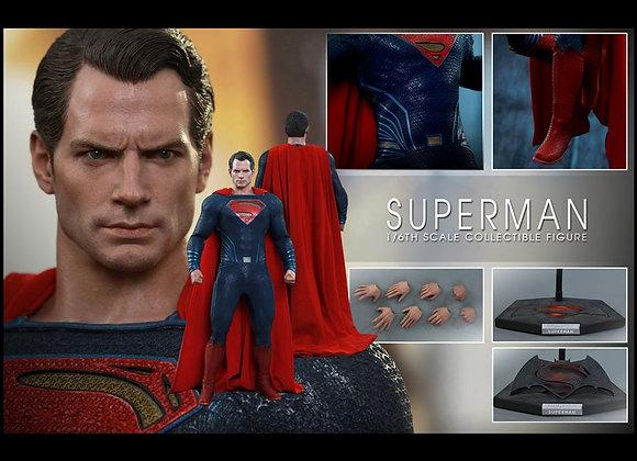 Hot Toys MMS343 BATMAN V SUPERMAN: DAWN OF JUSTICE 1/6 SUPERMAN REGULAR EDITION
