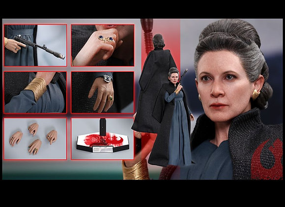 Hot Toys MMS459 STAR WARS: THE LAST JEDI 1/6 LEIA ORGANA