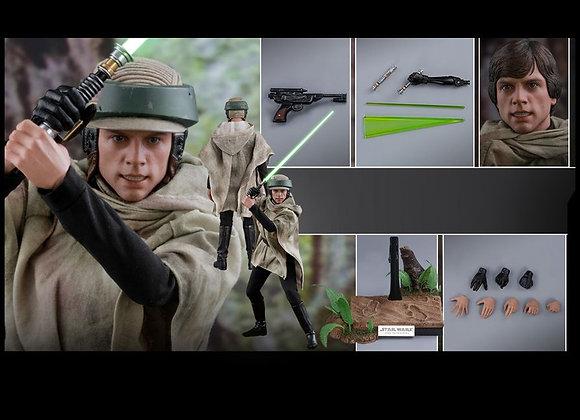 Hot Toys MMS516 STAR WARS RETURN OF THE JEDI 1/6 LUKE SKYWALKER (ENDOR)