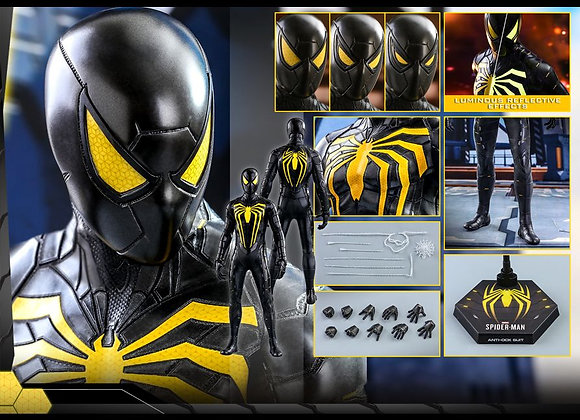 Hot Toys VGM44 MARVEL'S SPIDER-MAN 1/6 SPIDER-MAN (ANTI-OCK SUIT)